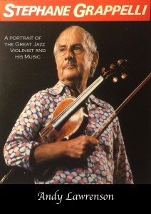 The Stephane Grappelli Book Front Cover 1